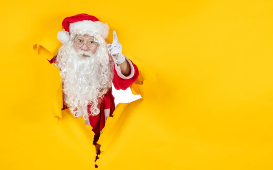 Mikołaj w kampanii reklamowej, kampanie przedświąteczne